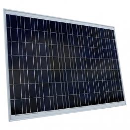ECO-WORTHY 180 Watt Solarpanel 24 Volt Solarmodul Polykristallin Photovoltaik Solarzelle Ideal Zum Aufladen Von 24V Batterien -