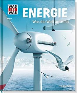 Energie: Was die Welt antreibt (Was ist was, Band 3) -