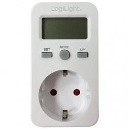 Logilink Indoor Energiekosten Messgerät, EM0002 -