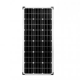 Offgridtec Mono Solarpanel - Solarmodul Solarzelle Photovoltaik, 100 W, 12 V, 001245 -