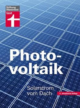 Photovoltaik: Solarstrom vom Dach -