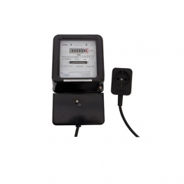 REV Ritter 0515472555 Wechselstromzähler mit Zwischenstecker -