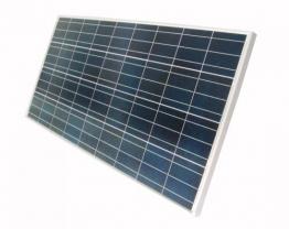 Solarmodul 130Watt 12Volt Solarpanel Polykristallin -